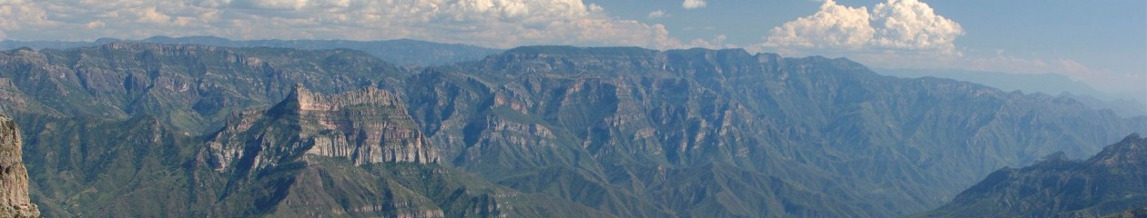 Exciting Tours of Copper Canyon Mexico